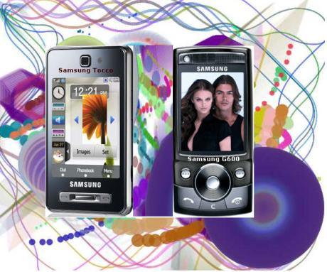 Samsung tocco Versus Samsung G600