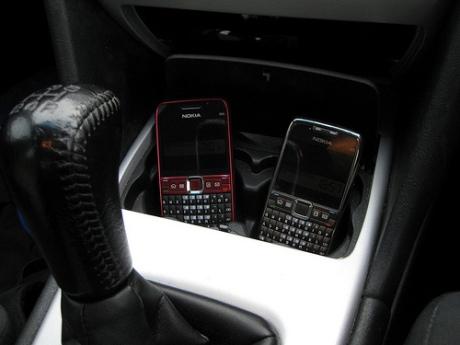 Nokia E63 mobile Phone Review