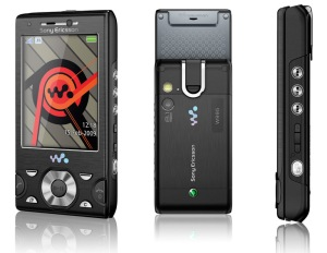 Sony Ericsson W995 Blog Review Picture