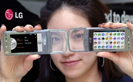 LG GD900 Crystal Show