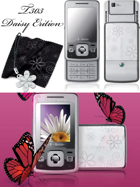 Sony Ericsson T303 Promo Advertising