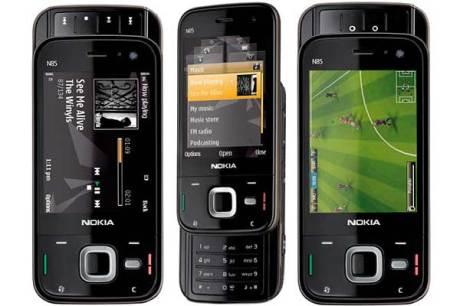 Nokia N85 Mobile