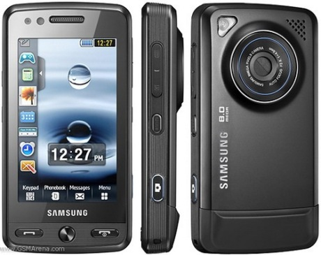 Samsung M8800 Pixon Mobile