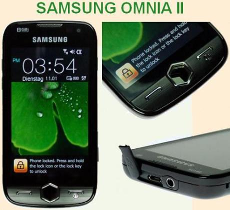 Samsung Omnia2